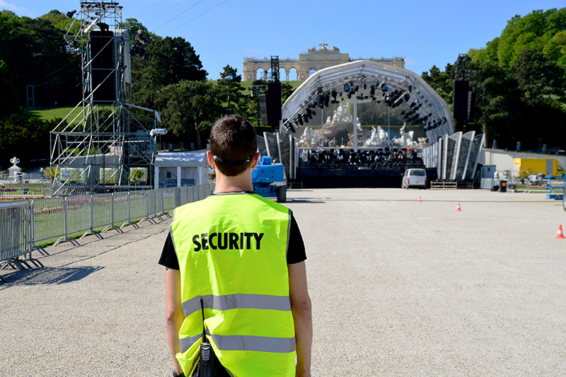 Cost Hiring Security For Event in UK United Kingdom